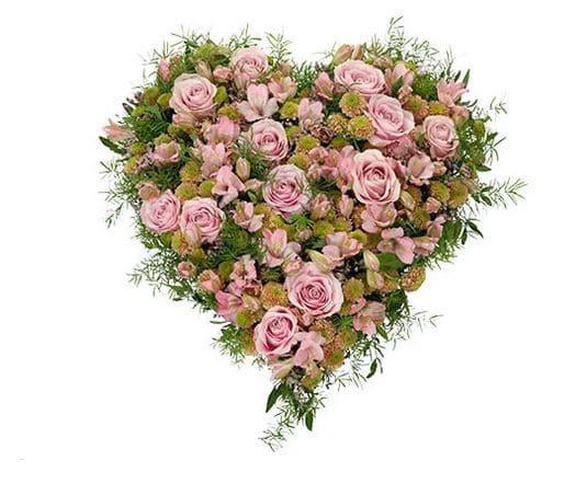 Kondoleans blommor