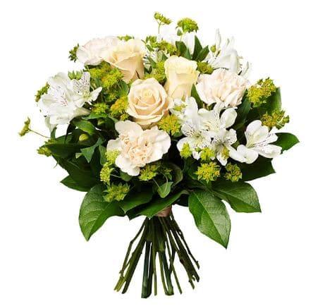 Bukett för att Skicka blommor utomlands