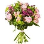 Vilket är det bästa sättet att skicka blommor online?